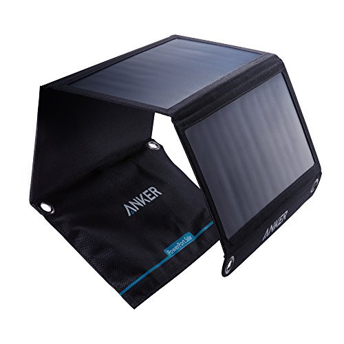 Anker portable solar recharger