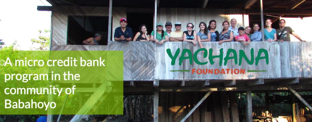 Yachana foundation