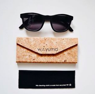 Eco-friendly sun glasses