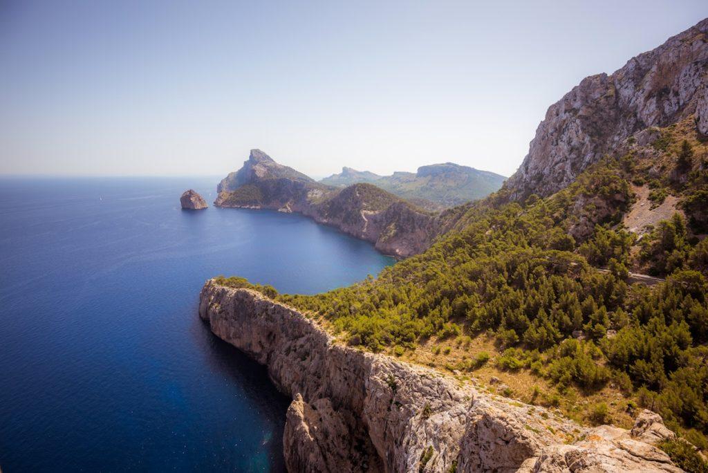 Mallorca Mediterranean Island vacation