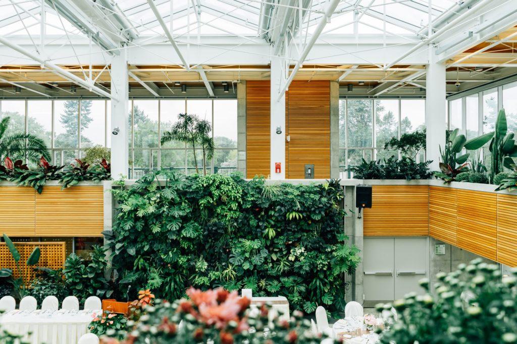 Sustainable travel trends in 2020: indoor greenery
