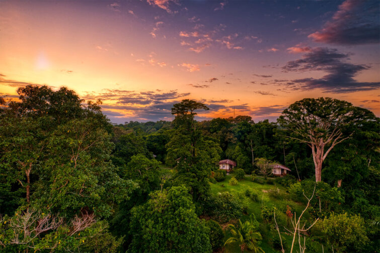 Tranquilo Bay Eco Adventure Lodge in Panama