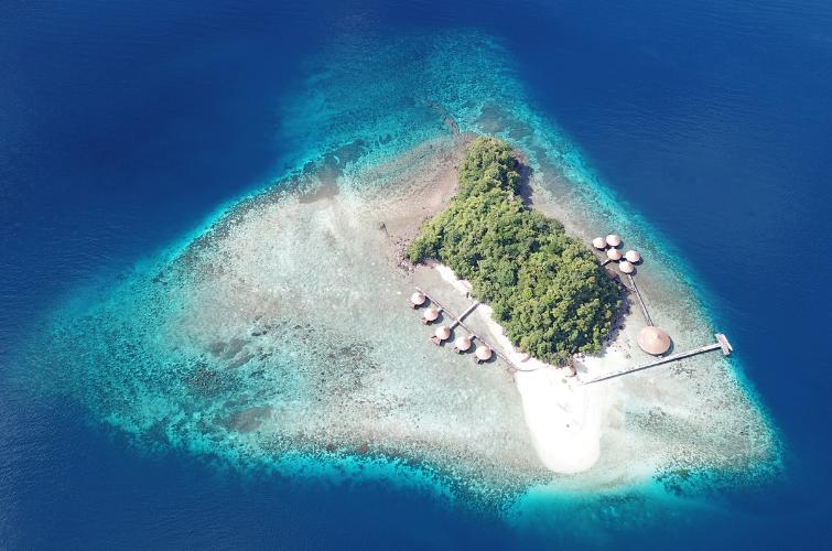 MahaRaja Eco Dive Lodge